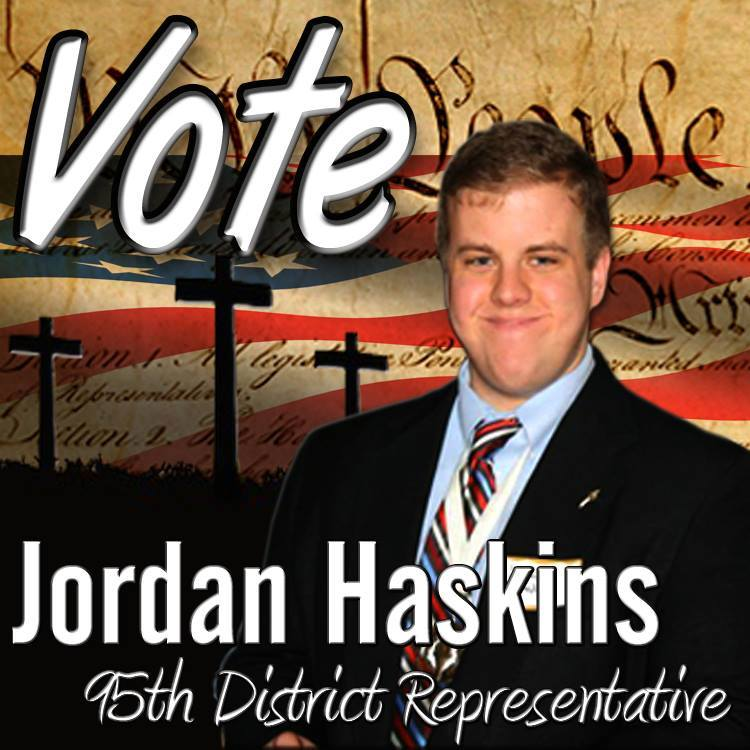 Jordan Haskins for 95th District State Representative